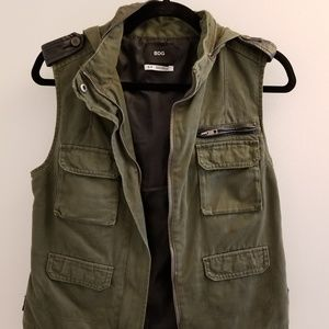 UO Green Army Jacket